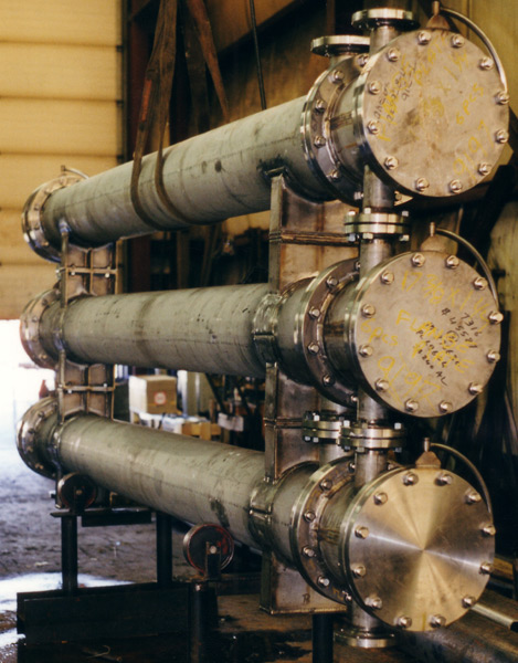 Chemical Processing Heat Exchangers