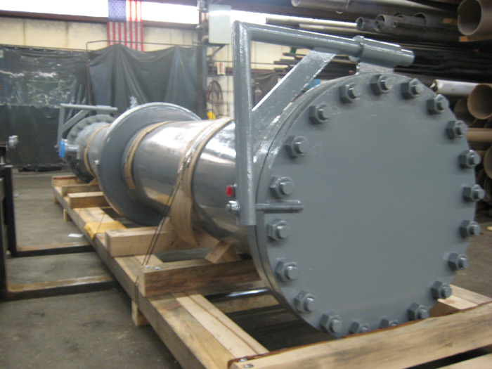 Complete Heat Exchanger