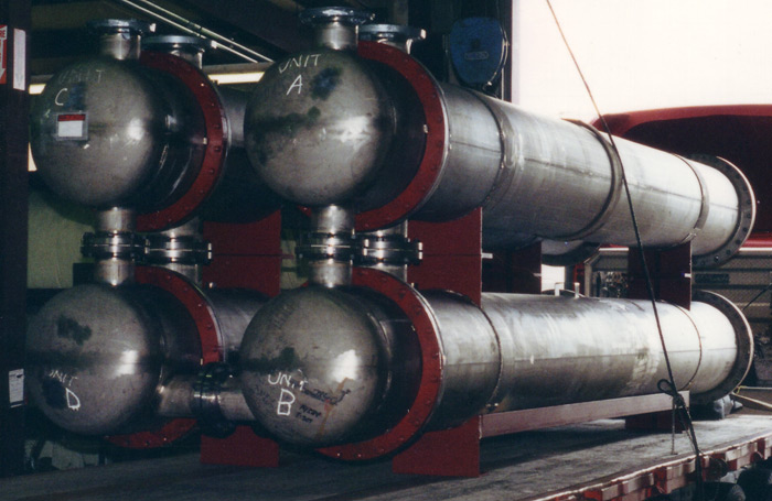 Process Heat Exchangers Ordered