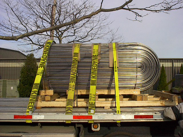 Large Tube Bundle